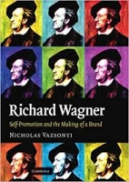 Lezing Prof. Nicholas Vazsonyi - 'Richard Wagner: Self Promotion and the making of a Brand'